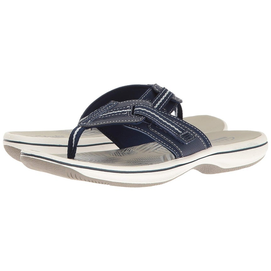 73b327e8141 Shop Clarks Women s Brinkley Jazz Flip Flop