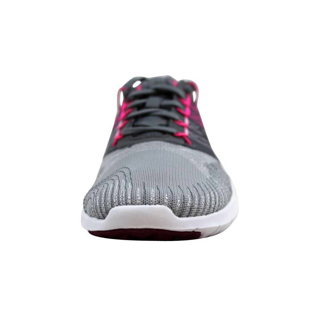 77fde5a801ea Shop Nike Women s Flex Adapt TR Wolf Grey Black-Cool Grey 831579-003 - On  Sale - Free Shipping Today - Overstock - 22340631