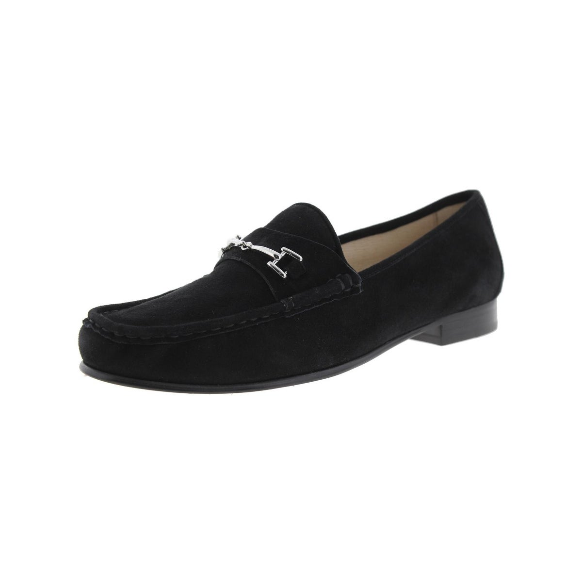 0dfb62eec874 Shop Sam Edelman Womens Talia Loafers Buckle - Free Shipping On Orders Over   45 - Overstock - 15412088