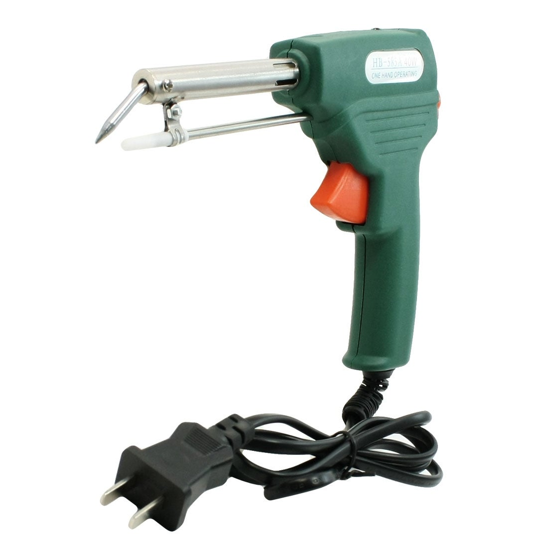 Shop 40w 220v Electric Tin Wiring Soldering Gun Welding Tool 36ft Us Plug Cable Free Shipping On Orders Over 45 17623723