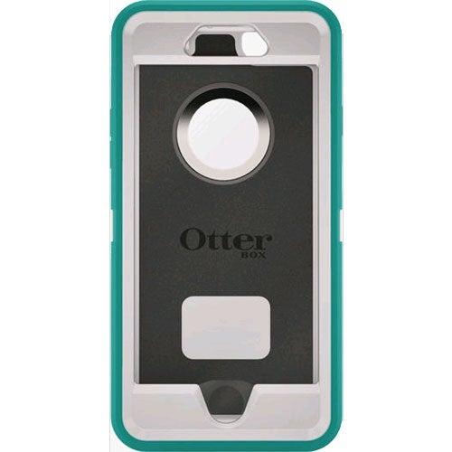 brand new 41a41 bbca4 OtterBox Defender Case for Apple iPhone 6/6s - Seacrest (WHISPER  WHITE/LIGHT TEA