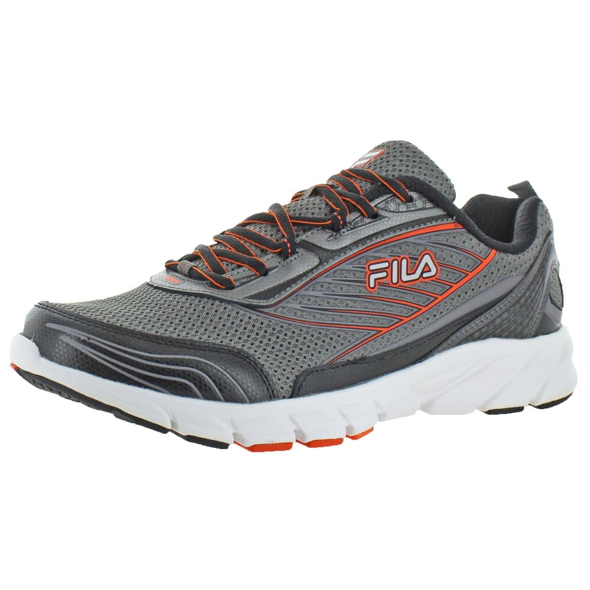 c9d202bab Shop Fila Mens Forward 2 Running Shoes Athletic Lifestyle - Free Shipping  On Orders Over  45 - Overstock - 25580454