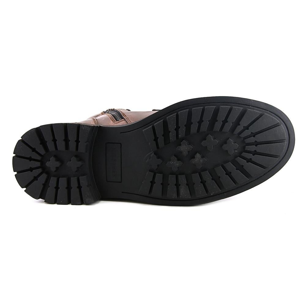 5e69b900f shop tommy hilfiger hamden men round toe leather