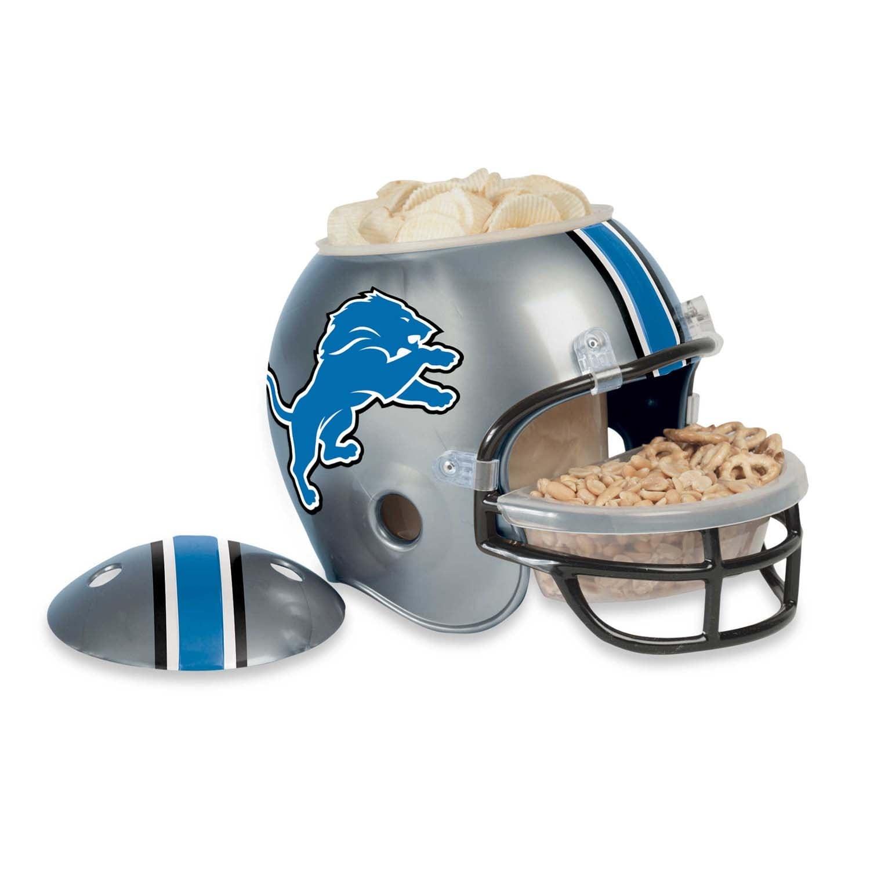 the best attitude 82a2c e62c8 NFL Detroit Lions Snack Helmet