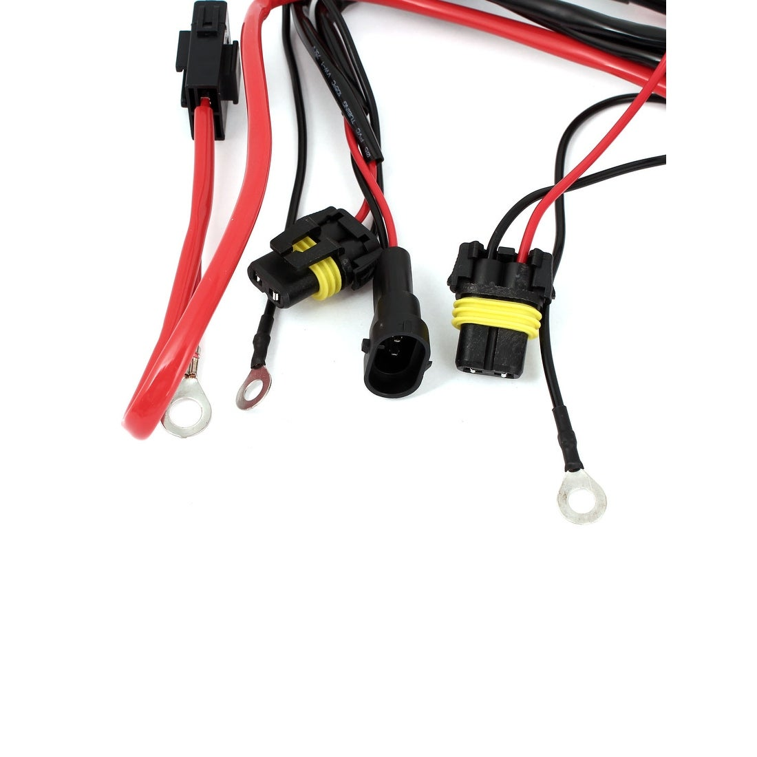 Xenon Hid Conversion Kit Relay Wiring Harness Wire Upgrade H8 H11 Tool 12v 40a Free Shipping On Orders Over 45 24239359