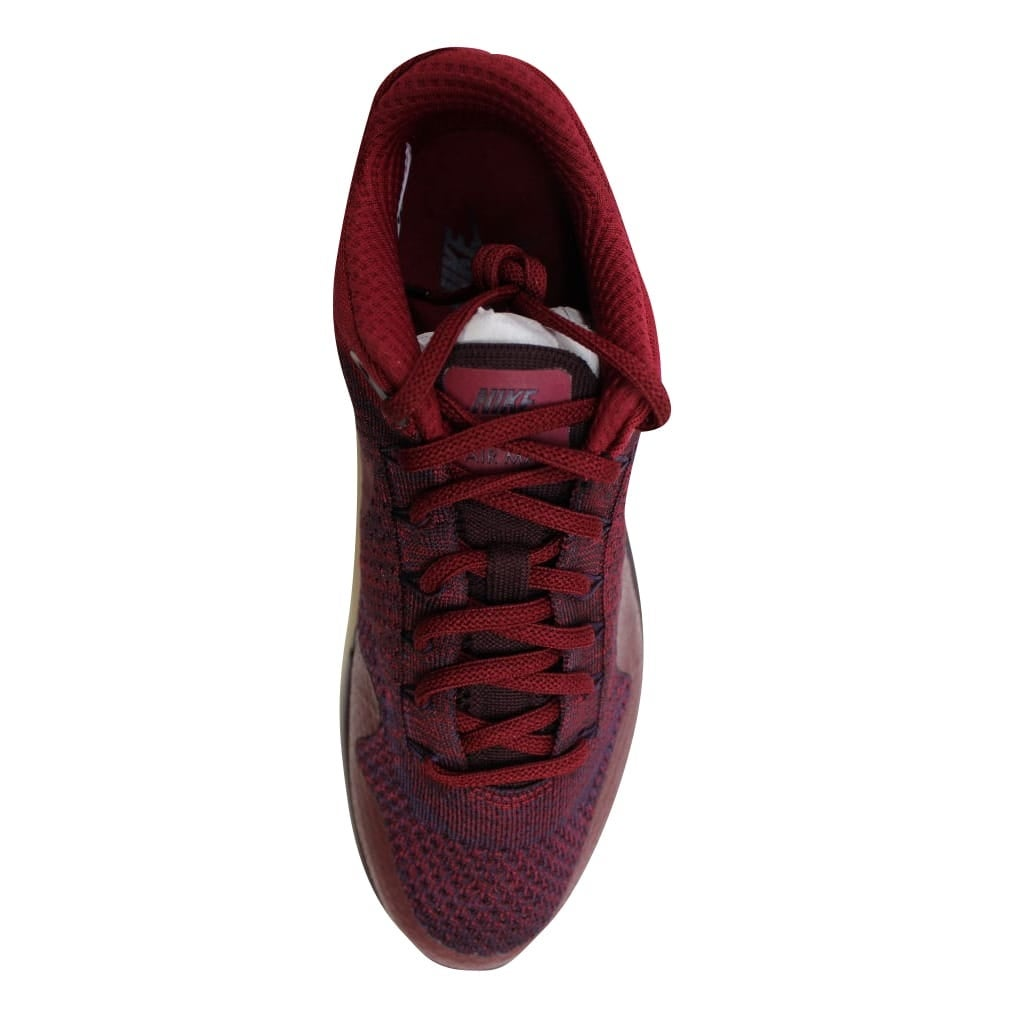 9181b285b48c7 Shop Nike Men s Air Max 1 Ultra Flyknit Grand Purple Team Red 856958-566 -  Free Shipping Today - Overstock - 19507623