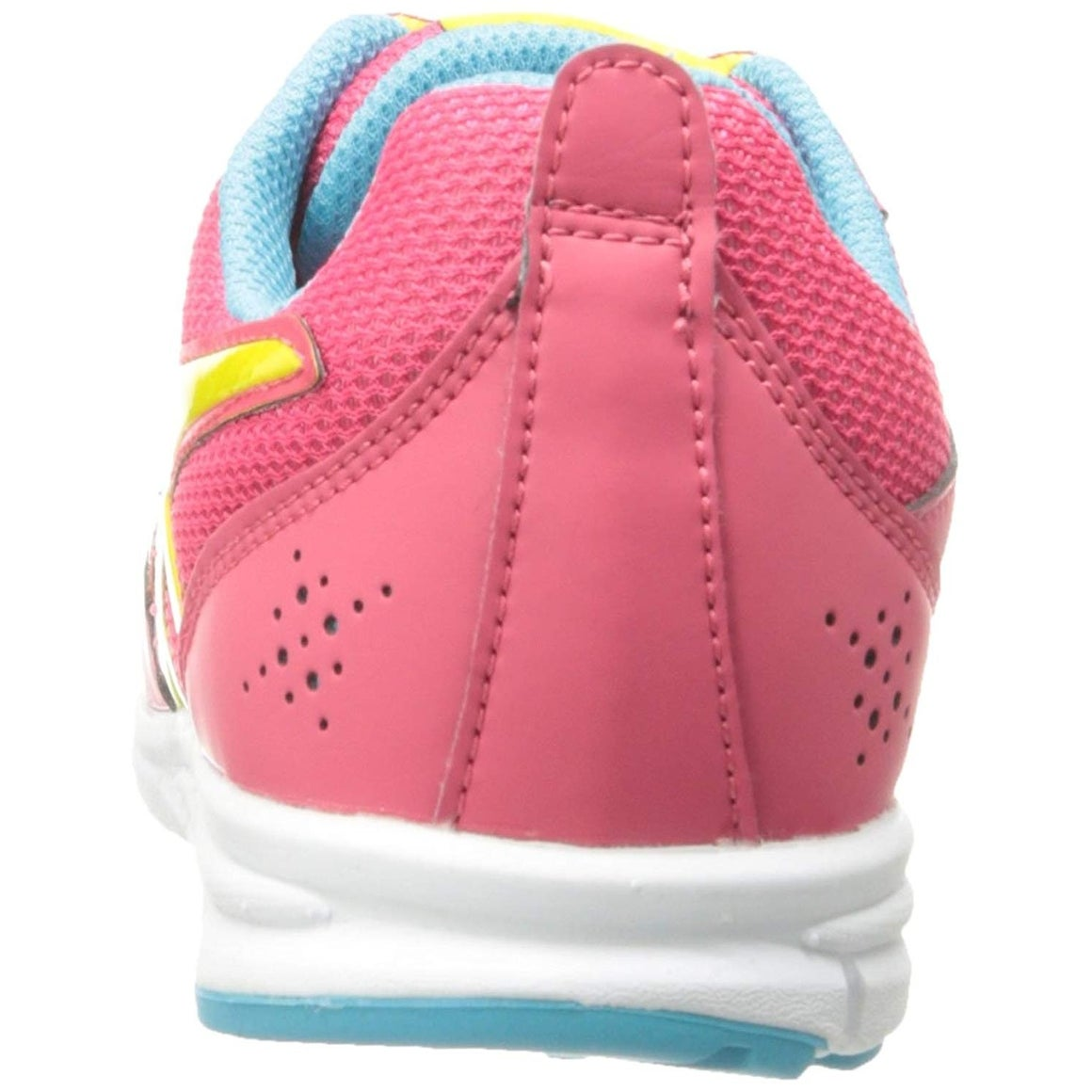 Kids ASICS Girls LIL MUSE FIT Fabric Low Top Lace Up Running Sneaker 6 M US Big Kid