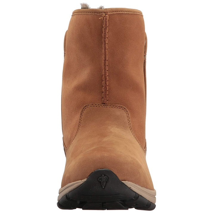 858e144228 Shop Columbia Womens Bangor Leather Closed Toe Ankle Cold Weather Boots -  Free Shipping On Orders Over $45 - Overstock - 25462599