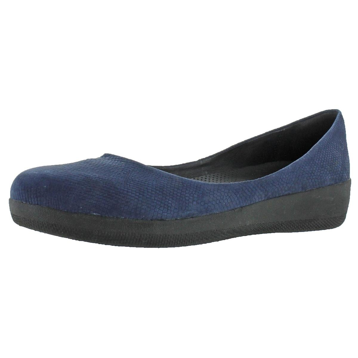 c137ffc2d5fd Shop Fitflop Womens Superballerina Ballet Flats SupercomFF Toning - Free  Shipping On Orders Over  45 - Overstock - 26030276