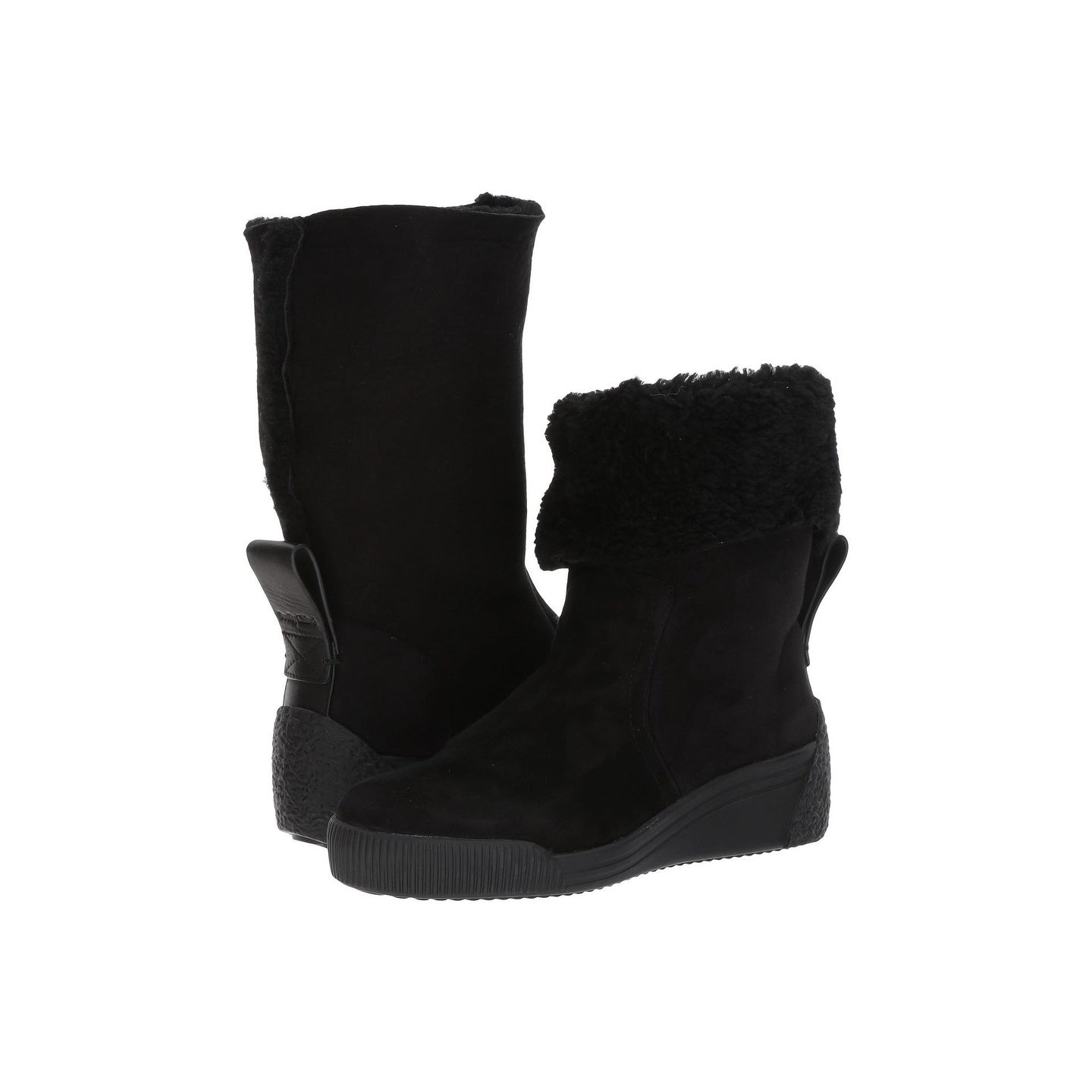 d3177c31 See by Chloé Womens SB29152 Sheep Skin Closed Toe Ankle Cold Weather Boots