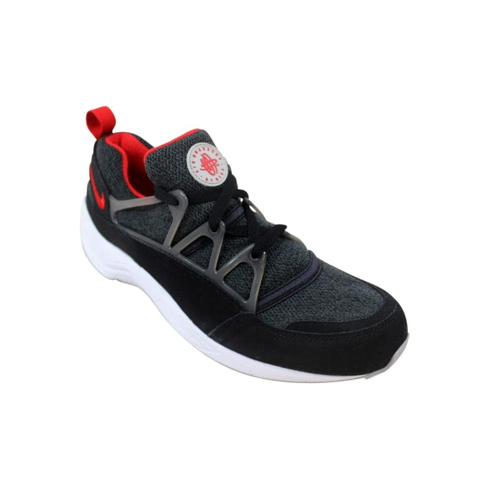 new product b558d 68f83 Shop Nike Air Huarache Light Black University Red-Wolf Grey 306127-006  Men s - Free Shipping Today - Overstock - 27731340