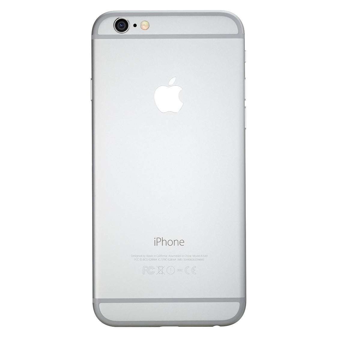 Shop Apple Iphone 6 Plus 16gb Unlocked Gsm Phone W 8mp Camera Certified Refurbished Free Shipping Today 17698119