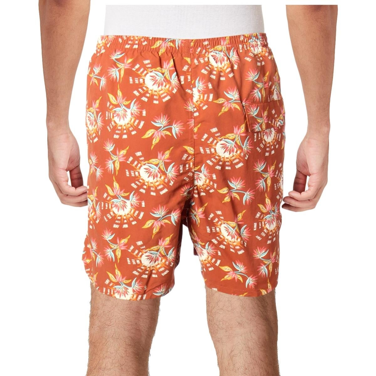 80f16ccd04 Shop Patagonia Mens Printed Beach Swim Trunks - Free Shipping On Orders  Over $45 - Overstock - 26456059