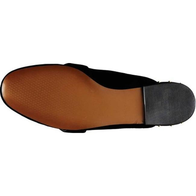 6539ebcca28 Shop Cole Haan Women s Deacon Loafer Mule Black Suede - On Sale - Ships To  Canada - Overstock - 23558438