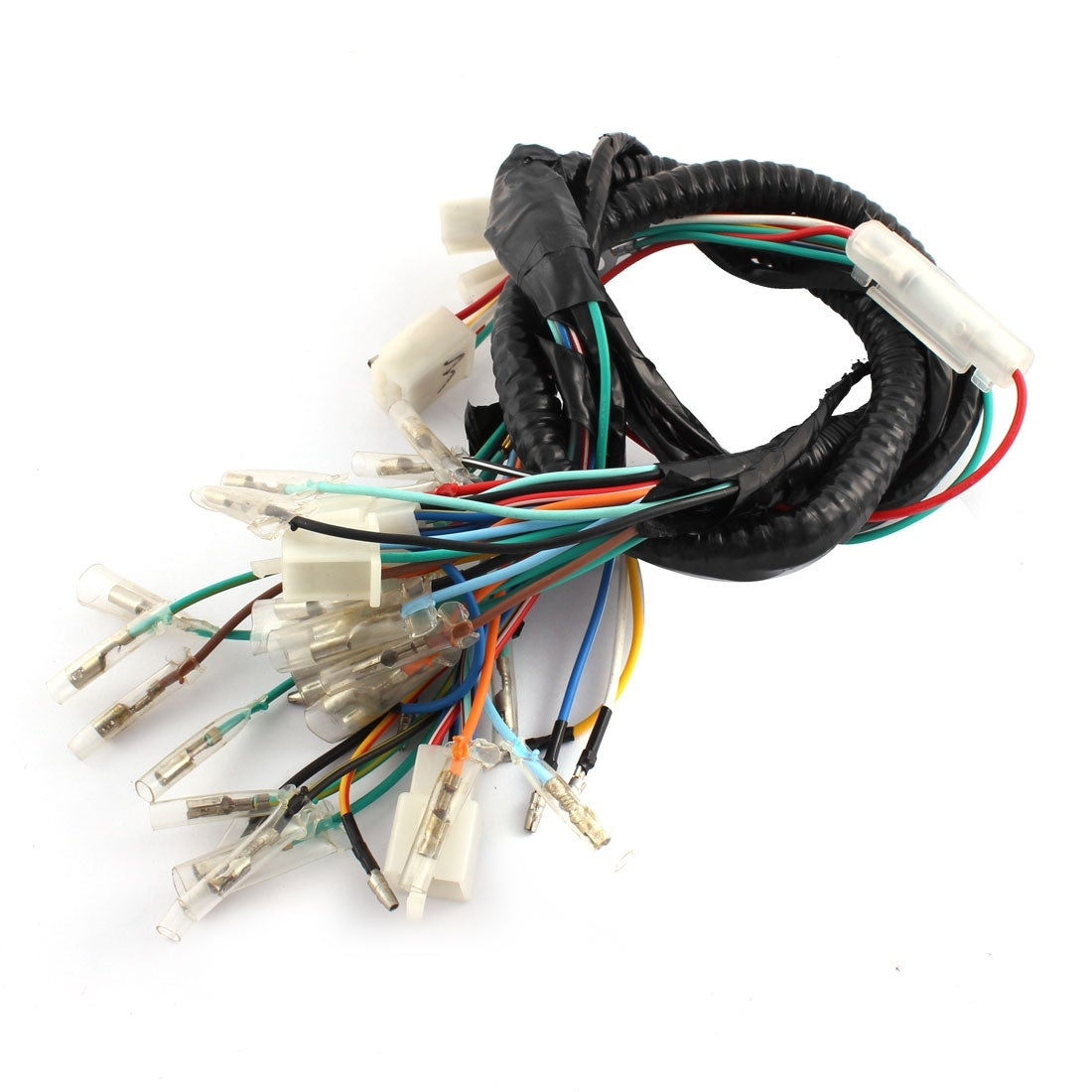 Shop Unique Bargains Motorcycle Ultima Complete System Electrical Wiring Harness For Jh70 Free Shipping On Orders Over 45 18103846
