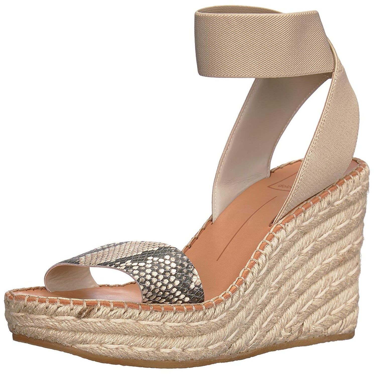 e452fff6220 Shop Dolce Vita Women s Pavlin Wedge Sandal - Free Shipping Today -  Overstock - 22362505