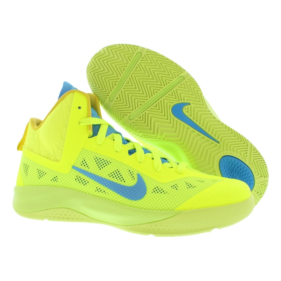 22d813f7eae Shop Nike Hyperfuse 2013 Gradeschool Kid s Shoes - Free Shipping Today -  Overstock - 22124761