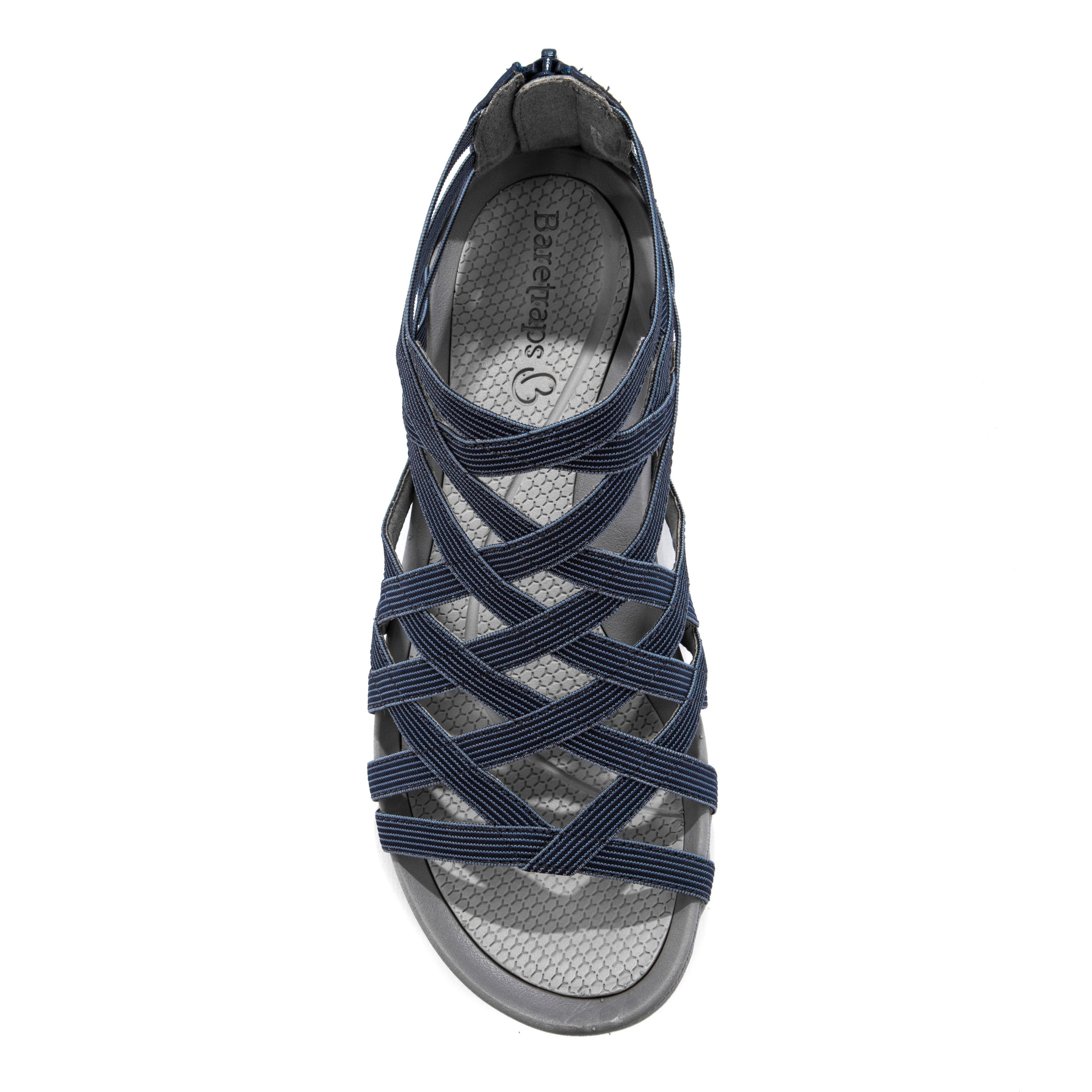 91a3aa2a0a1 Shop Baretraps Samina Women s Sandals Denim Ice - Free Shipping Today -  Overstock - 20984594