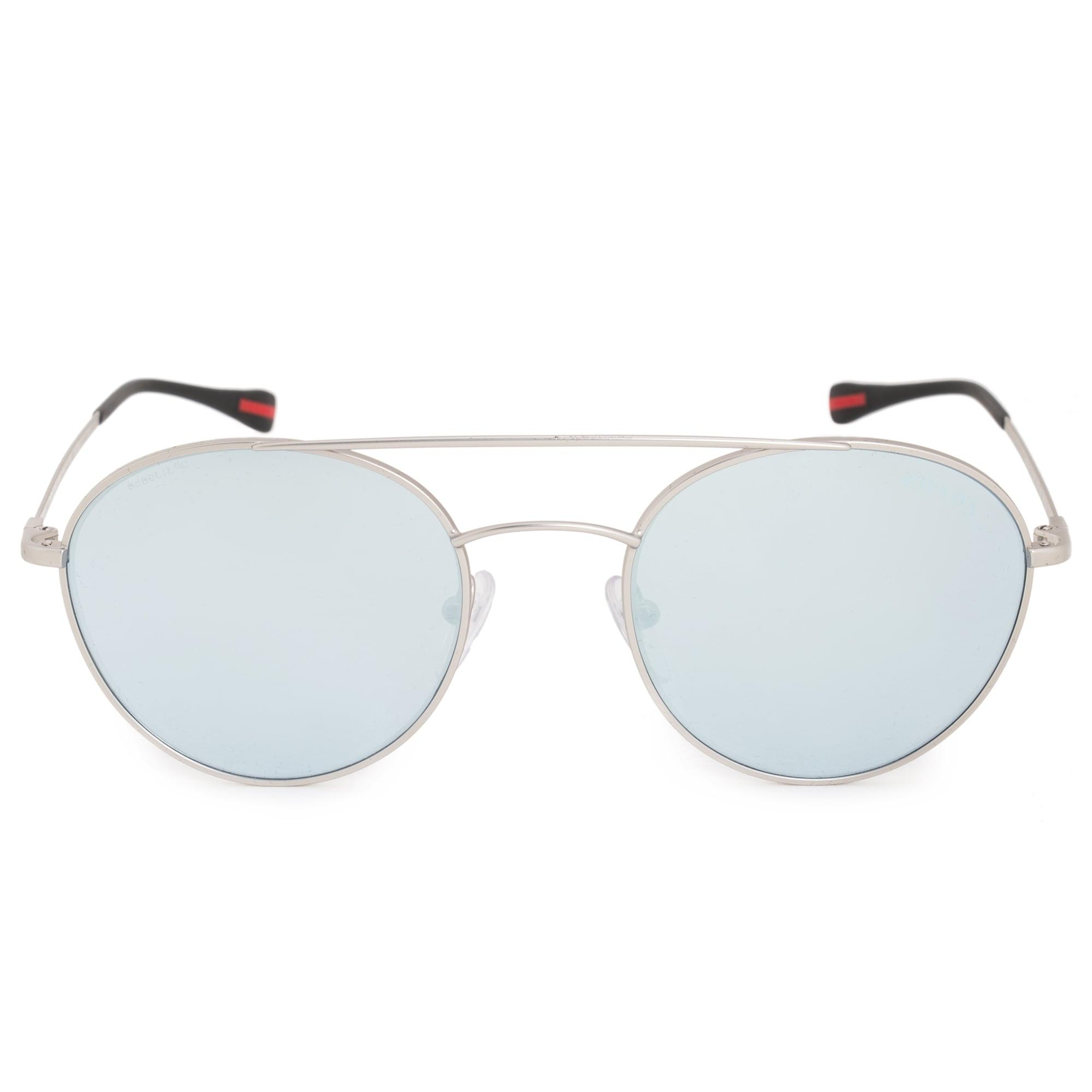 4c1db59dfd22 Shop Prada Aviator Sunglasses PS51SS 1AP5Q0 51 - Free Shipping Today -  Overstock.com - 21408739