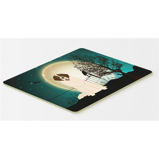 halloween scary moscow watchdog kitchen or bath mat 20 x 30 free shipping on orders over 45 overstock 27492168