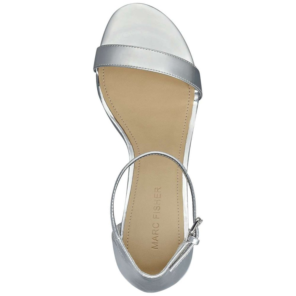 15ff8a4cc61 Shop Marc Fisher Womens Safia Open Toe Casual Ankle Strap Sandals - Free  Shipping Today - Overstock.com - 17800467
