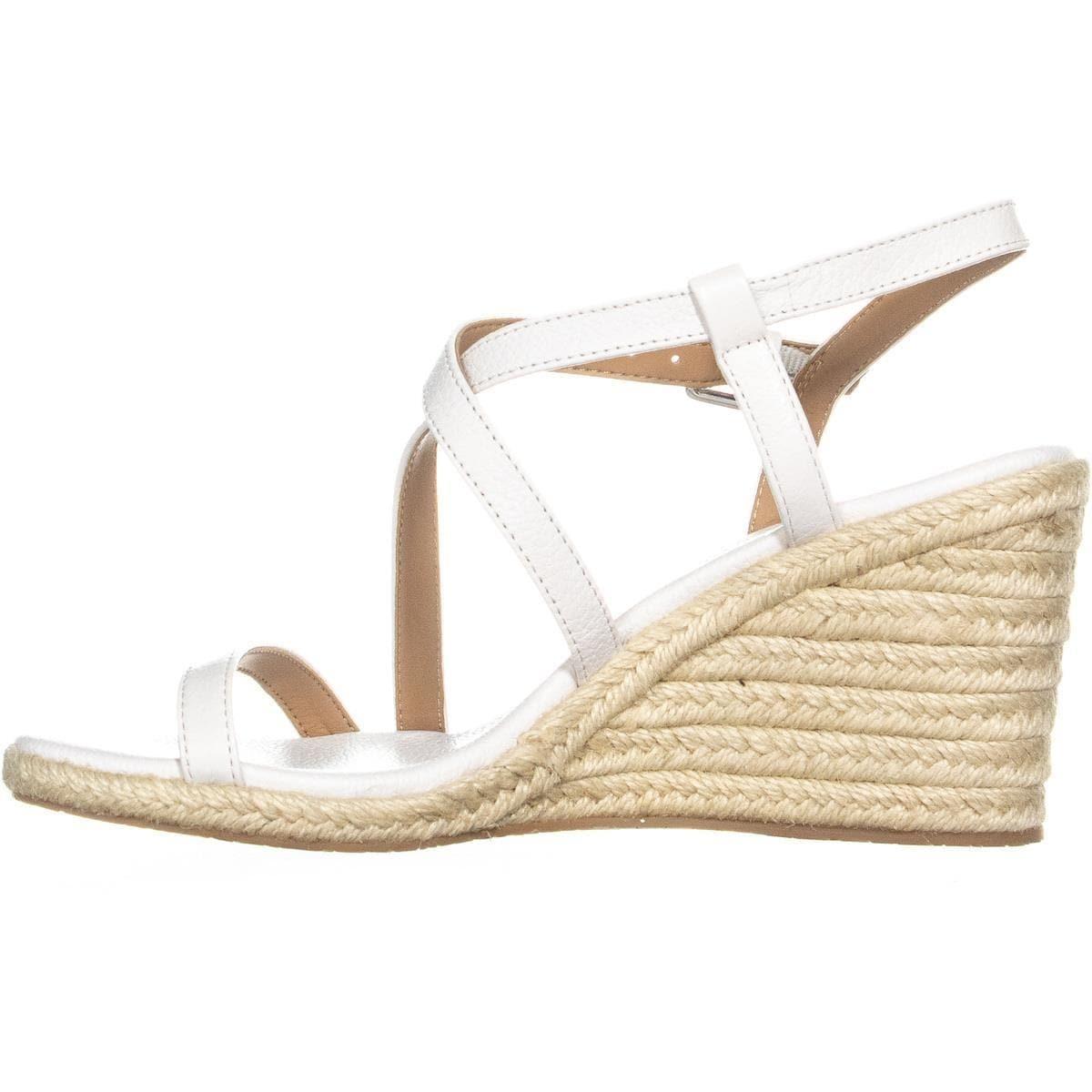 6d01737d44b6e Shop Calvin Klein Bellemine Espadrille Wedge Sandals
