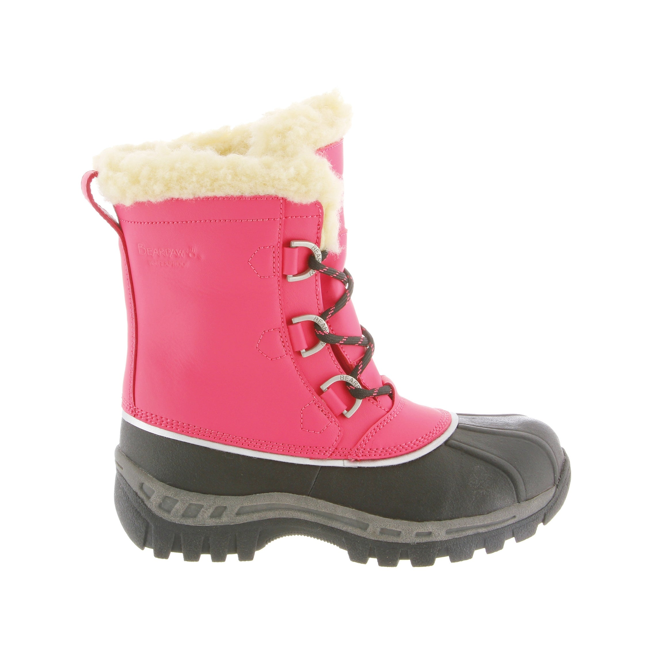 Kids' Clothing, Shoes & Accs Kind-Hearted Bearpaw Kelly Youth Boot Pink Size 13 Girls' Shoes