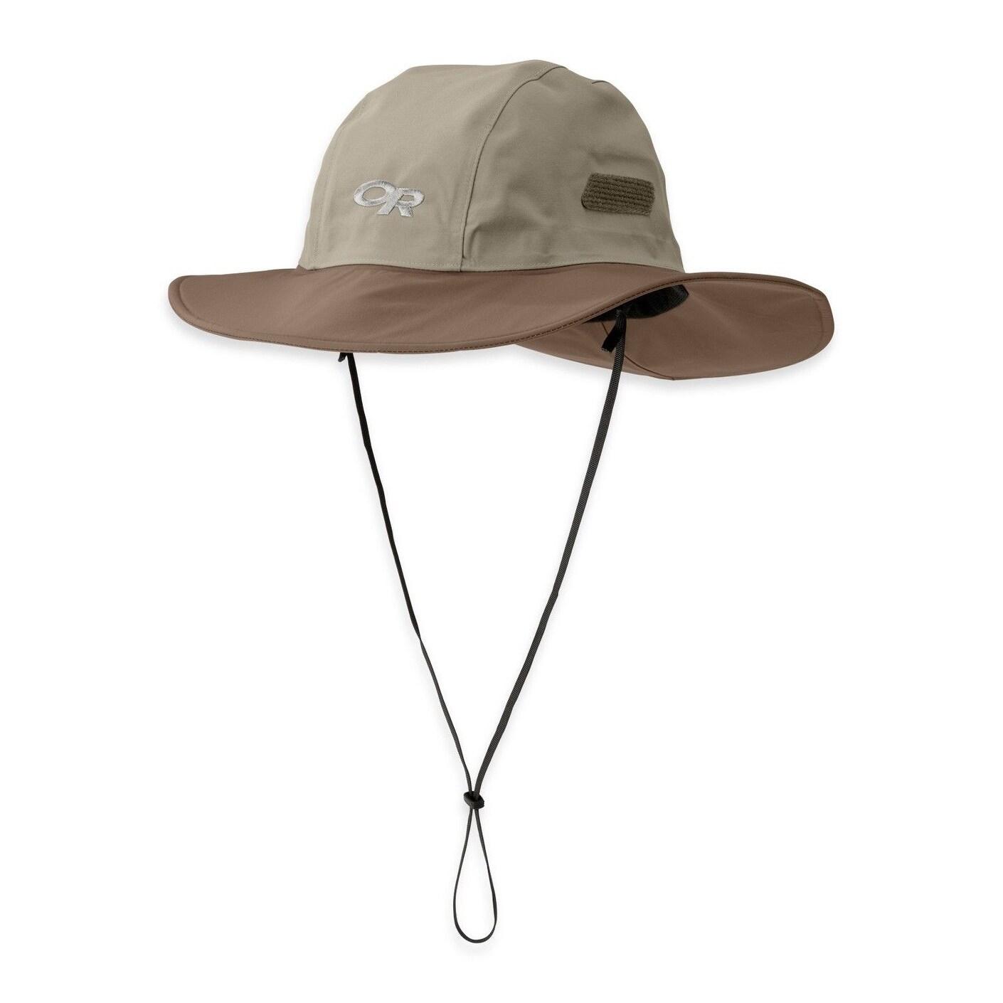 Shop Outdoor Research Seattle Sombrero Goretex Rain Hat - Free ... 682dbc8b12f