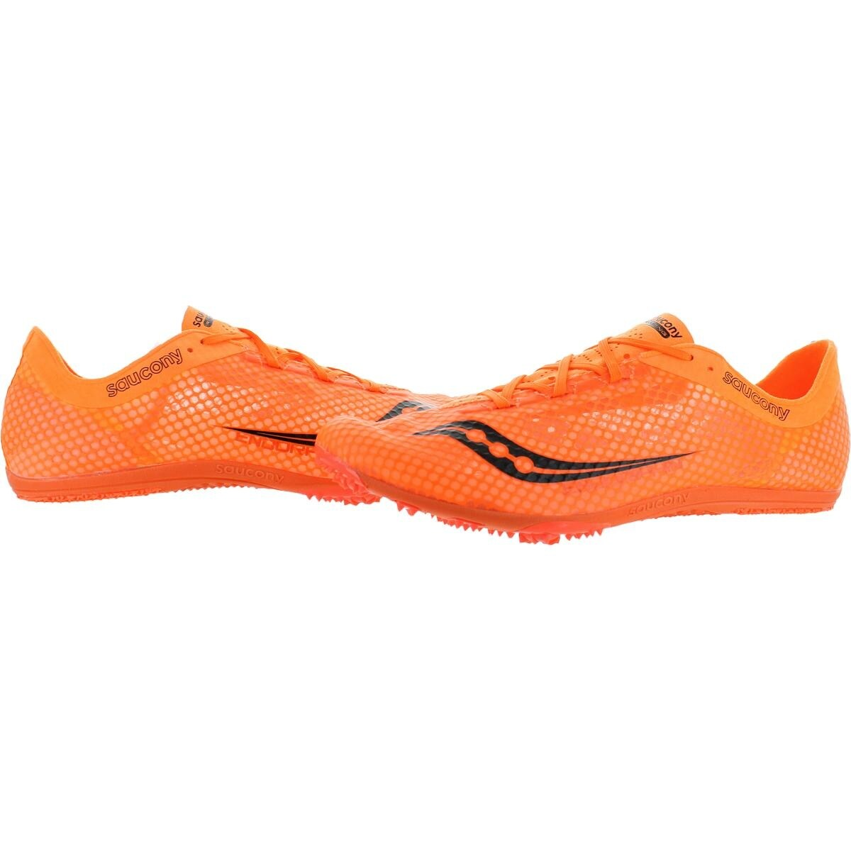 Saucony Mens Endorphin Running Shoes Track Spike