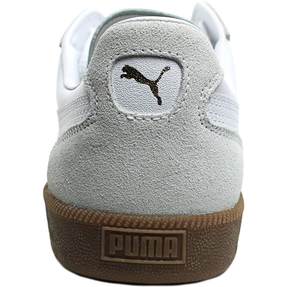 365af76f279569 ... shop puma super liga og retro men round toe leather white sneakers free  shipping on orders
