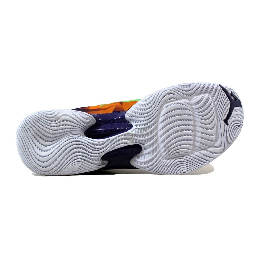 2c6203b225b888 Shop Nike Men s Air Jordan XX9 29 Bright Mandarin Ink-White-Light Poison  Green Hare 695515-805 - Free Shipping Today - Overstock - 21141363