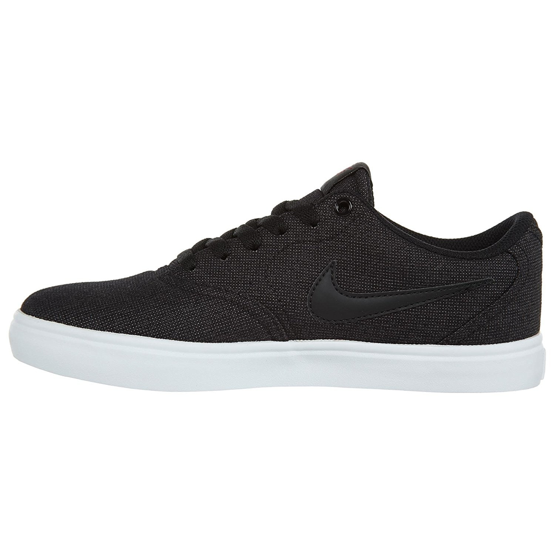 1c16b4174b01 Nike Mens SB Check Solar Low Top Lace Up Fashion Sneakers