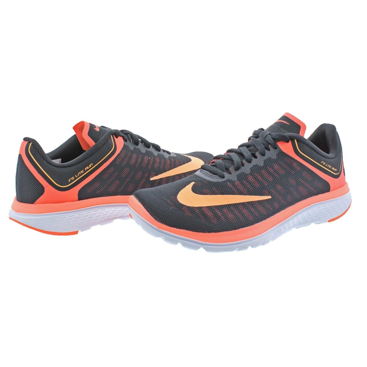 cbd444b8f497 Shop Nike Womens FS Lit Run 4 Running Shoes Fitsole Fitness - Ships To  Canada - Overstock - 22118786