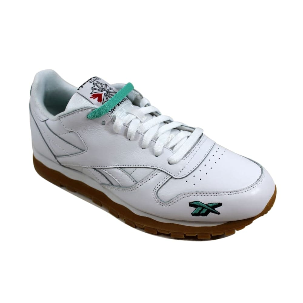 313d7d00692a Shop Reebok Classic Leather 3AM Atlanta White Primal Red-Aviator DV4707  Men s - On Sale - Free Shipping Today - Overstock - 24015408