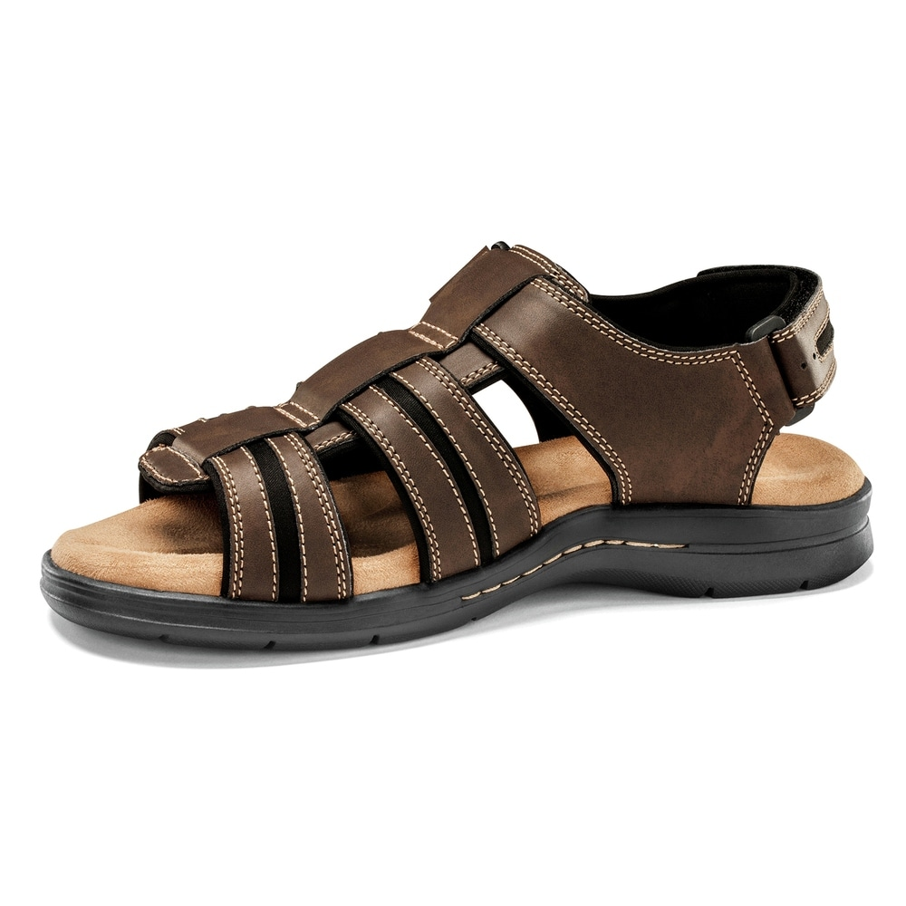 9f8d024196dc Shop Dockers Mens Pierpoint Outdoor Sport Sandal Shoe - On Sale - Free  Shipping On Orders Over  45 - Overstock - 22538580