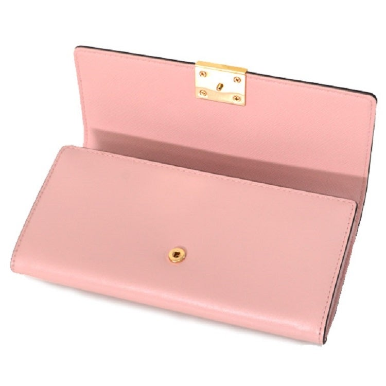 90149daa5e9c Shop Michael Kors Mindy Carryall Wallet, Pastel Pink - Free Shipping Today  - Overstock - 23449476