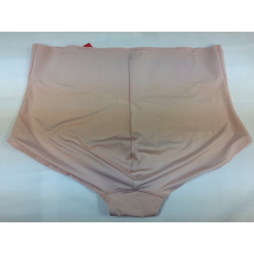e07699e998c Shop SPANX Retro Brief PS0115 Rose Pink 2X - Free Shipping On Orders Over   45 - Overstock - 19675429