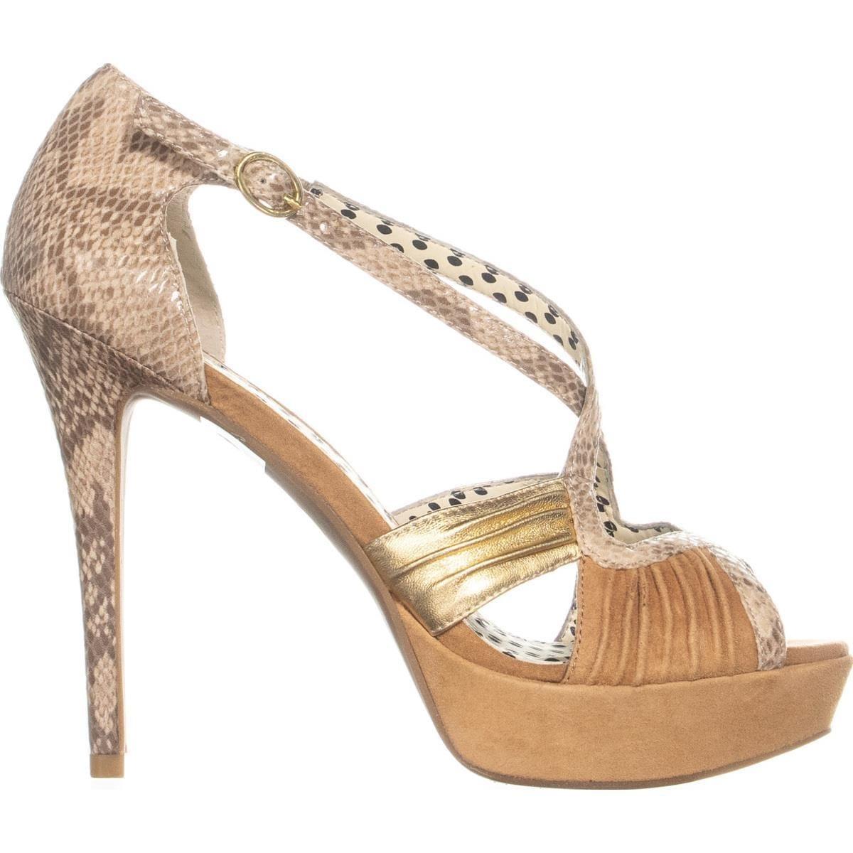 6e5365abcec Shop Jessica Simpson Brouge Ankle Strap Platform Pumps