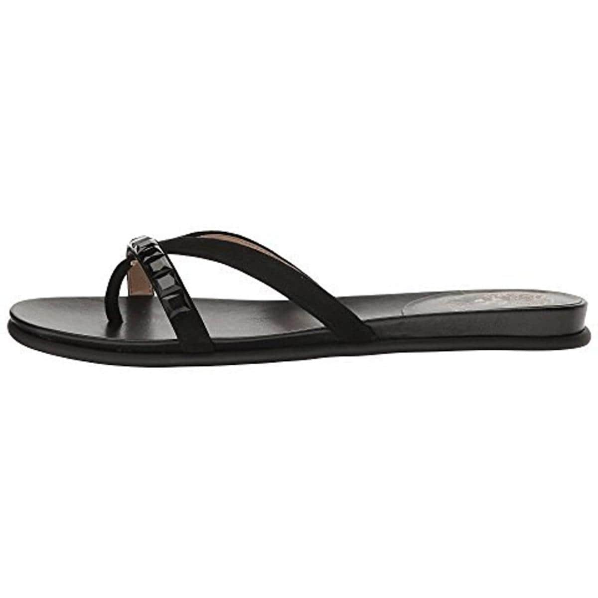 78d29240849e Shop Vince Camuto Womens Eddinal Flat Sandals Casual Open Toe - Free  Shipping On Orders Over  45 - Overstock - 21139561