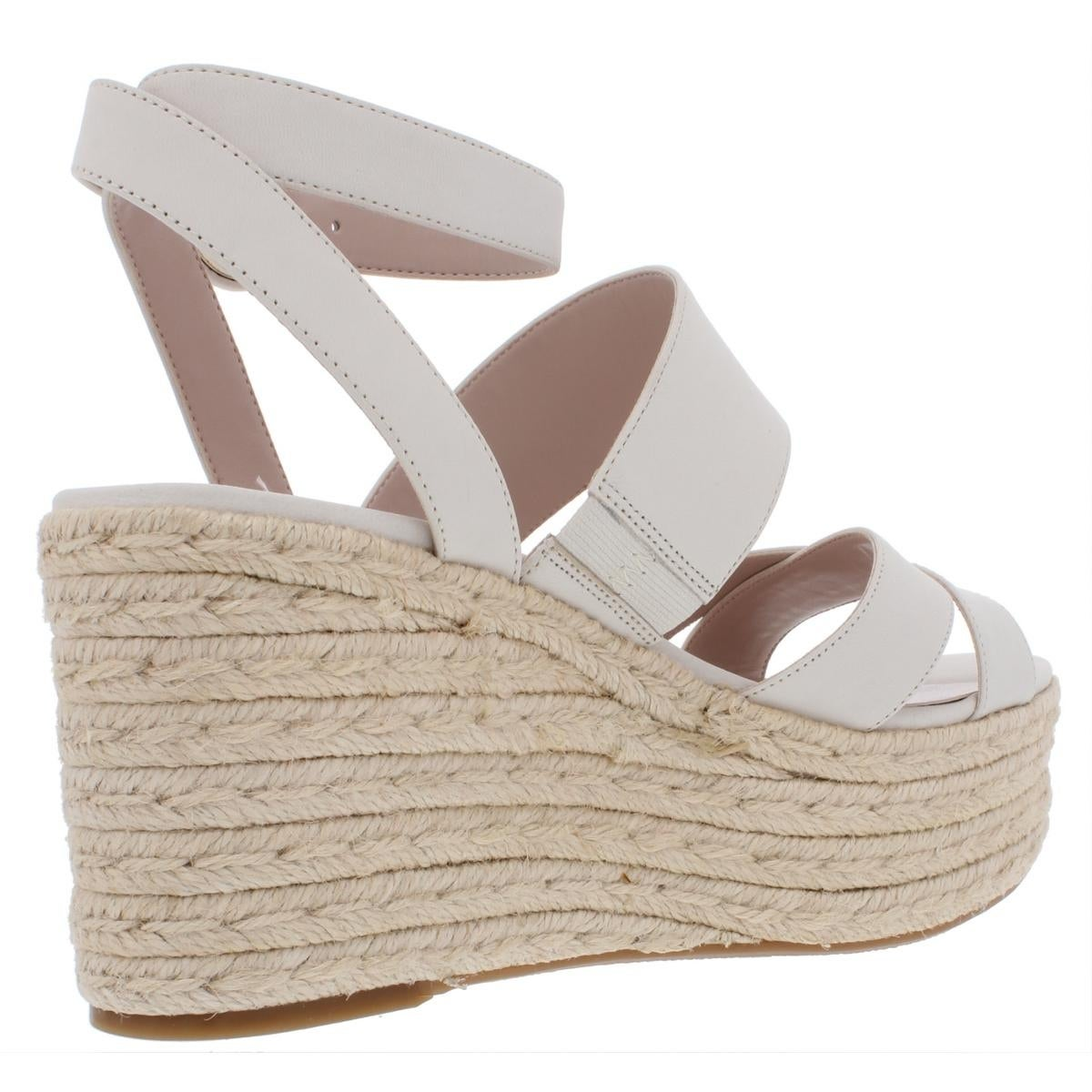 8c6c8c32aa31 Shop Nine West Womens Kushala Wedge Sandals Nubuck Espadrille - Free  Shipping On Orders Over  45 - Overstock - 27588967