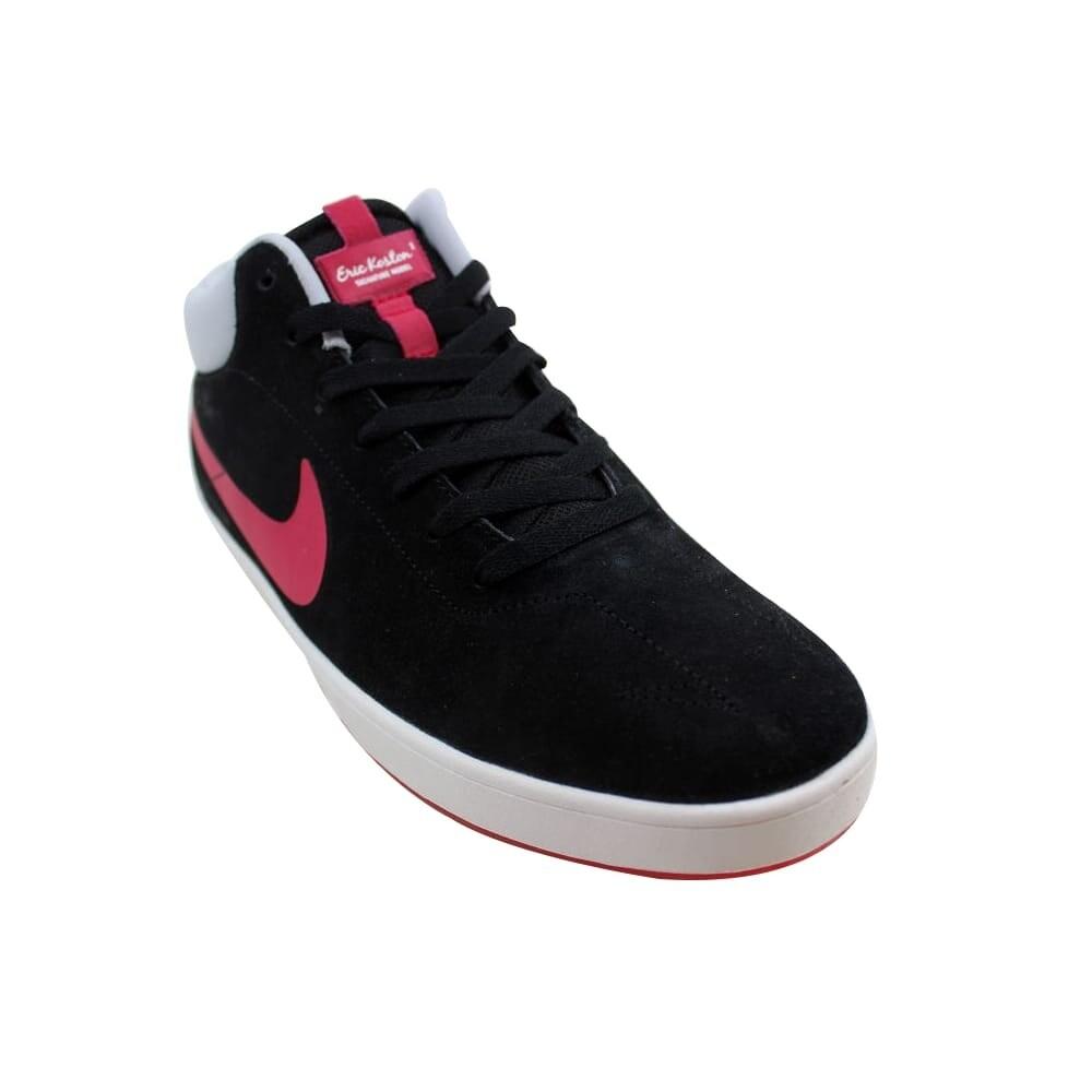 0a903fdc18eb Shop Nike Eric Koston Mid Black Fuchsia Force-Wolf Grey-White Men s  653999-061 Size 10 Medium - On Sale - Free Shipping Today - Overstock -  24122893
