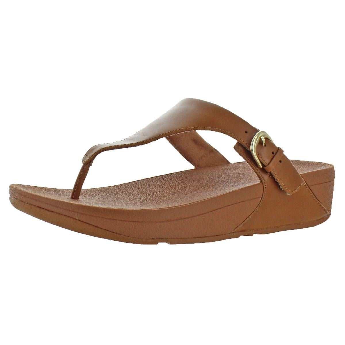 5cc61fe19 Shop Fitflop Womens Skinny Toe Thong Thong Sandals Toning Comfort - Free  Shipping On Orders Over  45 - Overstock.com - 21475414