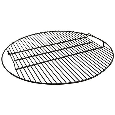 Sunnydaze Black Fire Pit Cooking Grate for Grilling, 19 Inch Diameter