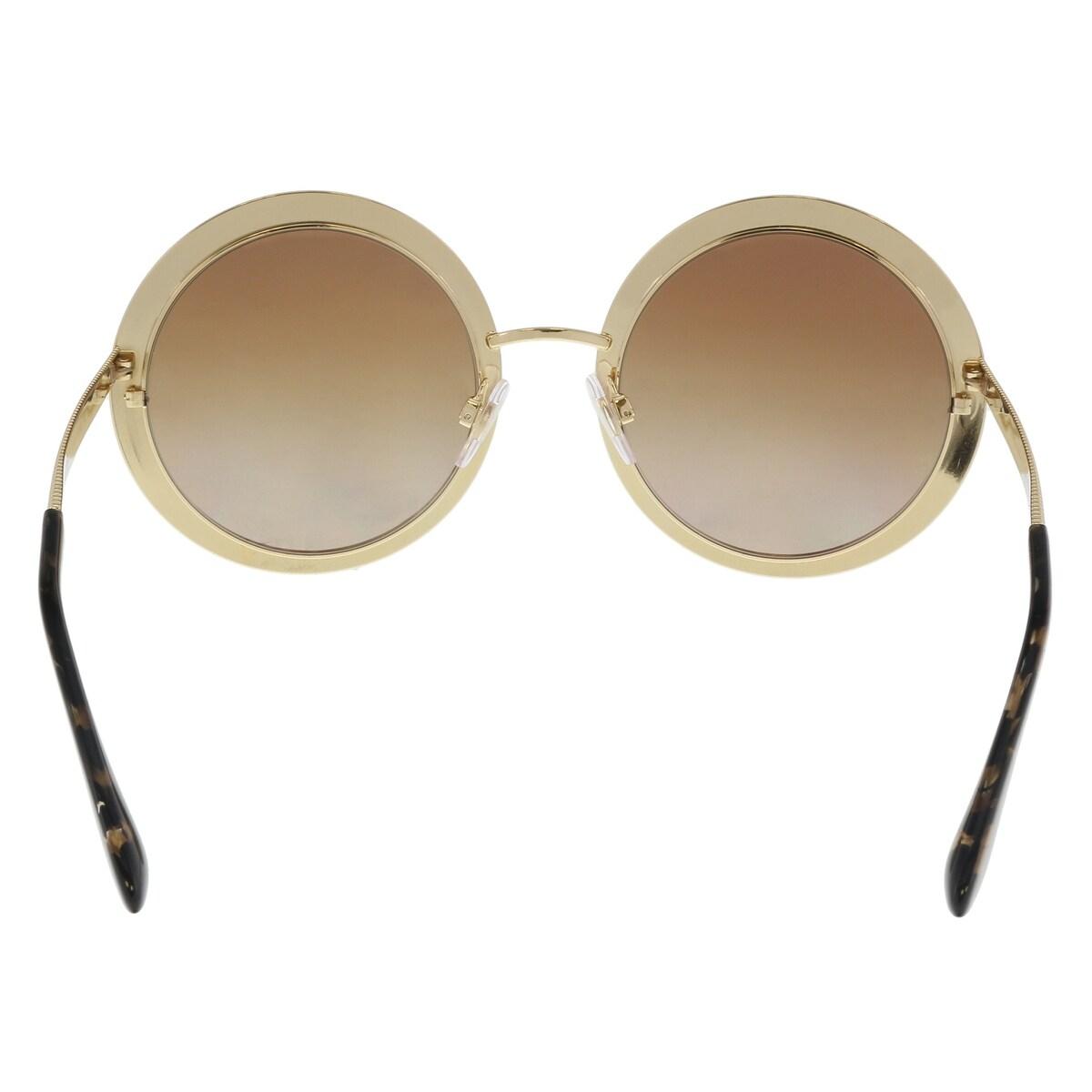 Dolce and Gabbana DG2179 Sonnenbrille Gold 02/13 54mm qIJrhl