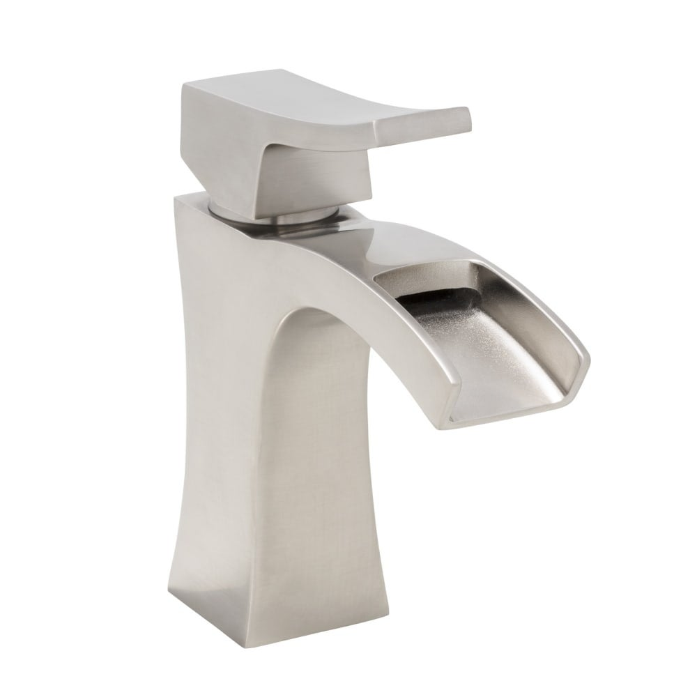 Shop Mirabelle MIRWSCVL105 Vilamonte 1.2 GPM Single Hole Bathroom ...