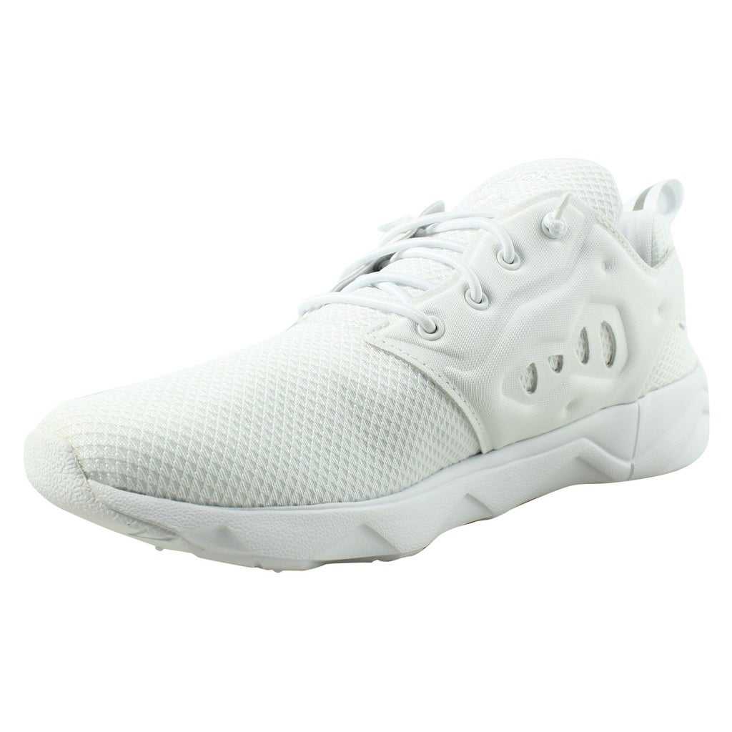 1af71a2460d Shop Reebok Mens Ar1442 White Running Shoes Size 8 - Free Shipping On  Orders Over  45 - Overstock - 22899681