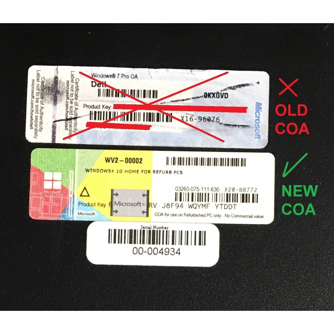 Shop Hp Compaq 6300 Pro Sff Standard Refurb Pc Intel I5 3470 3rd Windows 10 Coa Gen 32 Ghz 8gb Dimm Ddr3 Sata 35 2tb Dvd Rom Free Shipping Today