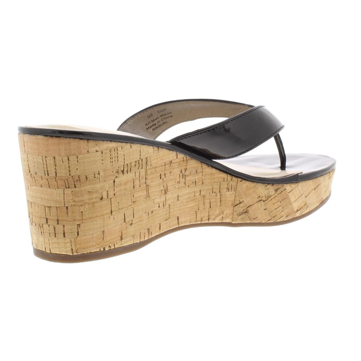 71221c9ba06a Shop Circus by Sam Edelman Womens Raquel Wedge Sandals Platform Cork - Free  Shipping On Orders Over  45 - Overstock - 27592867
