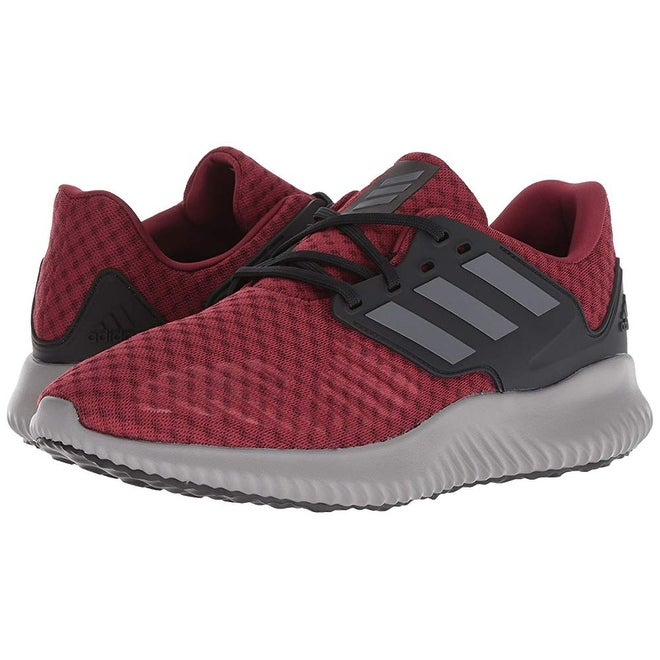 reputable site a92dc ee983 Adidas Men Alphabounce Rc.2 Running Shoe, Noble MaroonNight MetallicBlack,  13 M Us