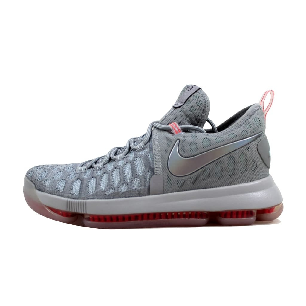 088679204151 Nike Men s Zoom KD 9 Limited Wolf Grey Multi Color Pre-Heat 843396-090 Size  8.5
